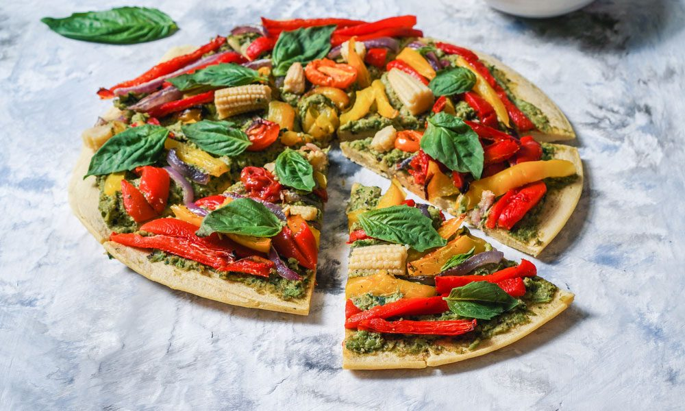 Vegan Pizza Company Aims to Launch After Crowdfunding Campaign