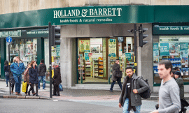 Holland and Barrett sold in £1.8 billion deal