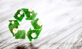 Zero waste certificate for vegan facility