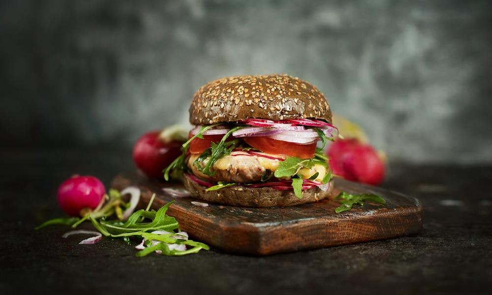 vegan fast food chain
