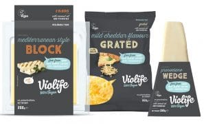 Vegan cheese brand