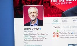 """Corbyn told: """"Britain's first vegan PM would be something worth fighting for"""""""