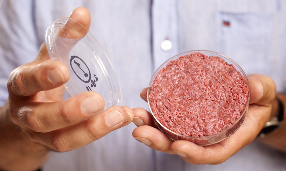 Mosa Meat 'Clean Meat' Company Targeting High-End Restaurants