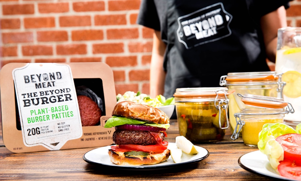 Meat Free Products Continue to Rise with New Product Launches