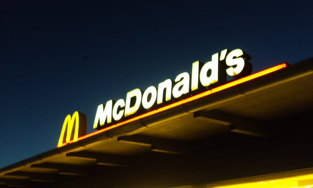 McDonald's Introduce Plans to Cut Greenhouse Gases
