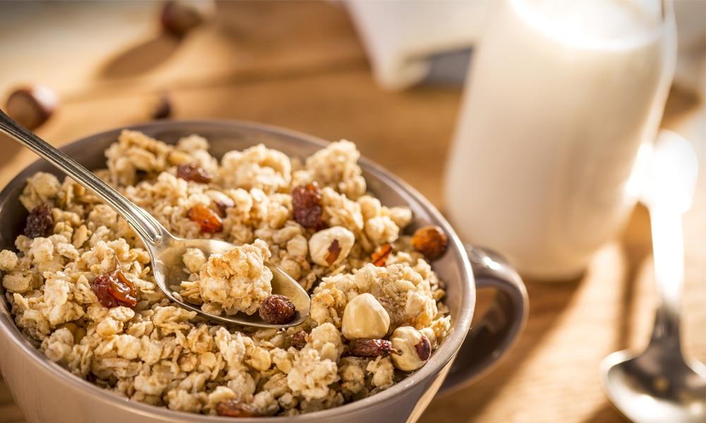 Clif Add New Vegan White Chocolate Granola to Range