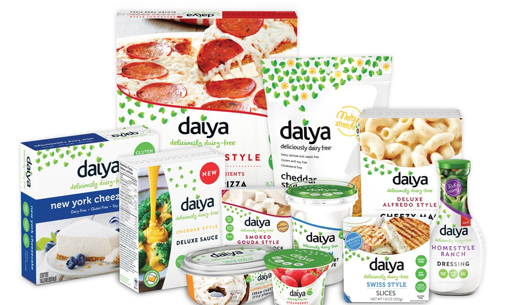 Daiya Foods Launching in the UK
