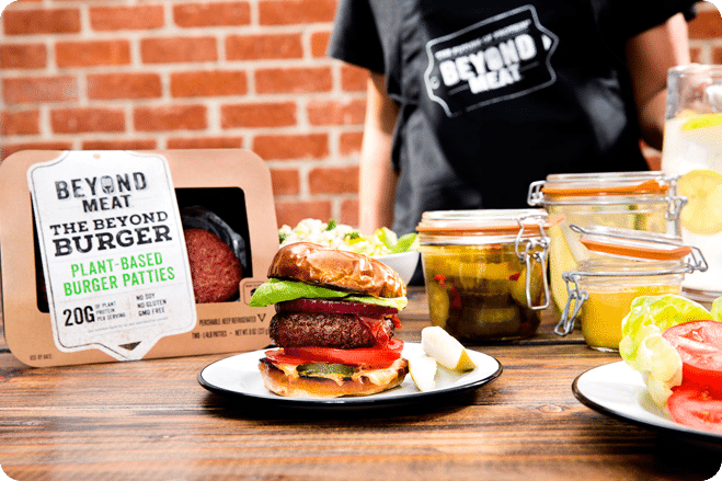 Beyond Meat to Launch in 50 More Countries