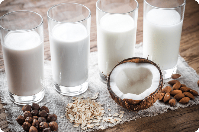 European Dairy Association Protest Plant Based Dairy Alternatives Labelling