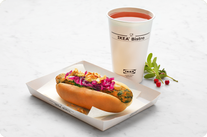 IKEA's Sales of Vegan Hotdogs Reach Nearly One Million in Two Months