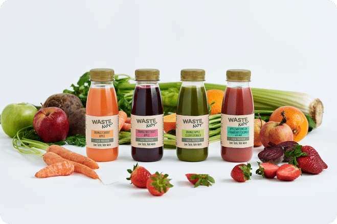 Tesco Launch Juice Range Made From Unwanted Produce