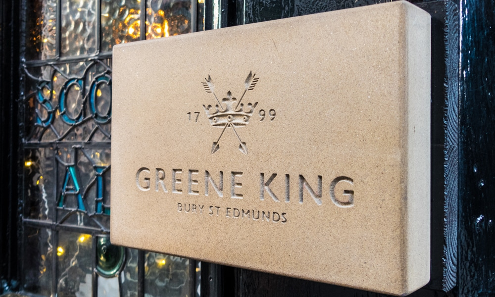 Vegan menu launches in Greene King pubs