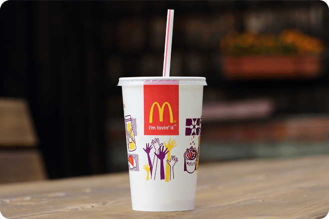McDonald's to Ditch Plastic Straws in All UK Restaurants