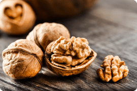 Walnut-Based Products Expected to be New Competitors Against Dairy