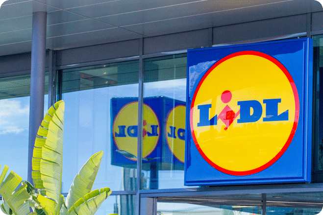 Lidl Tackle Food Waste with Budget Fruit and Veg Boxes