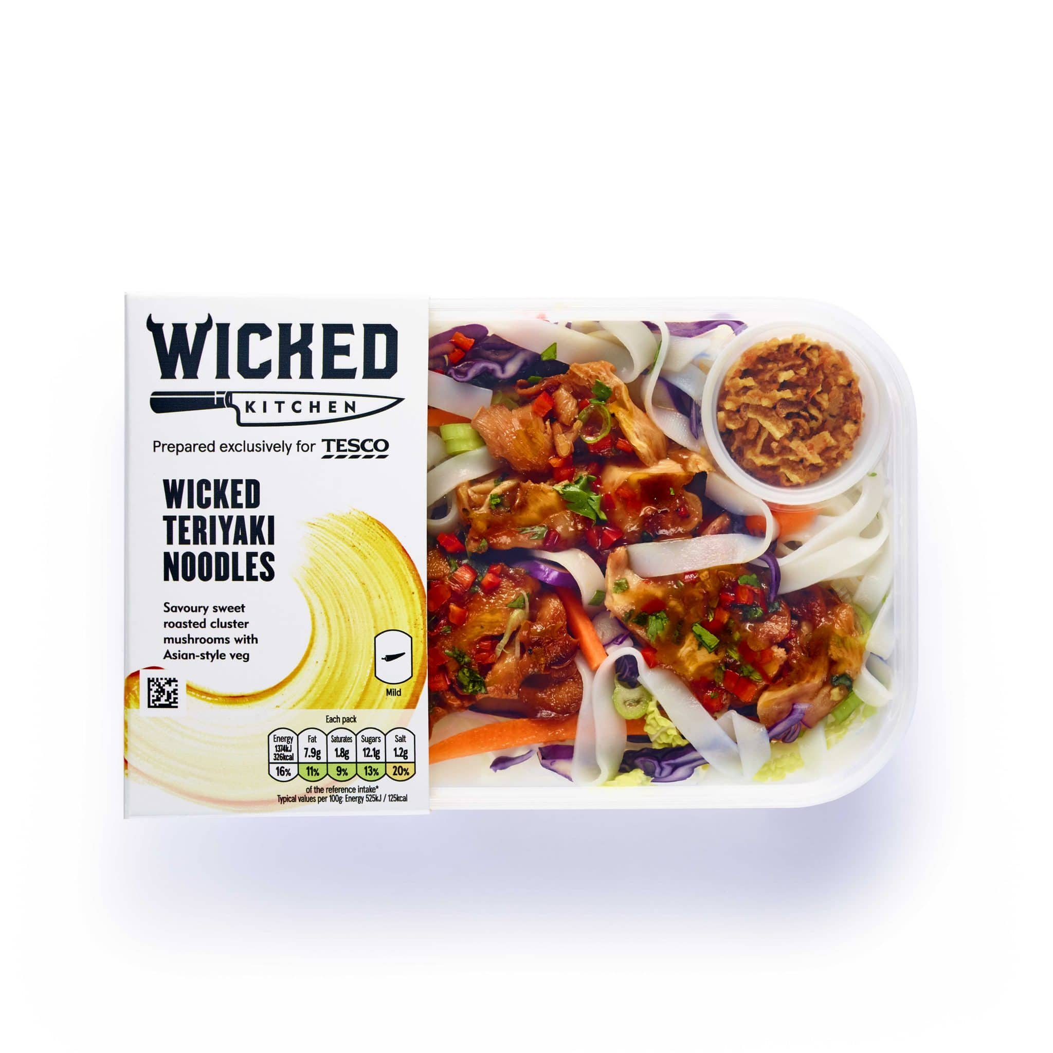 Tesco add 26 new Wicked Kitchen items to the range