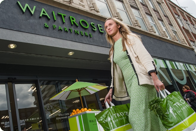 Waitrose & Partners Removing Plastic Bags From All Stores in 2019