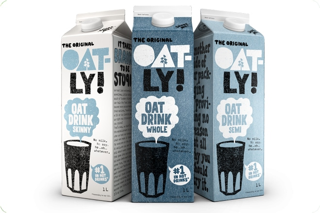 Oatly to stop selling by-product to pig farms