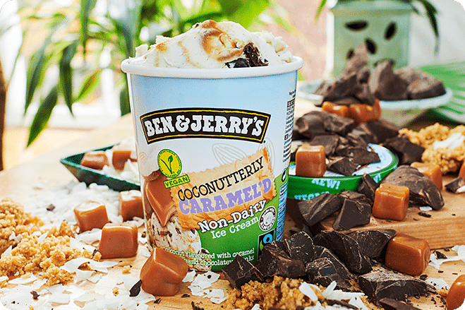 Ben & Jerry's announce new vegan flavour in the UK