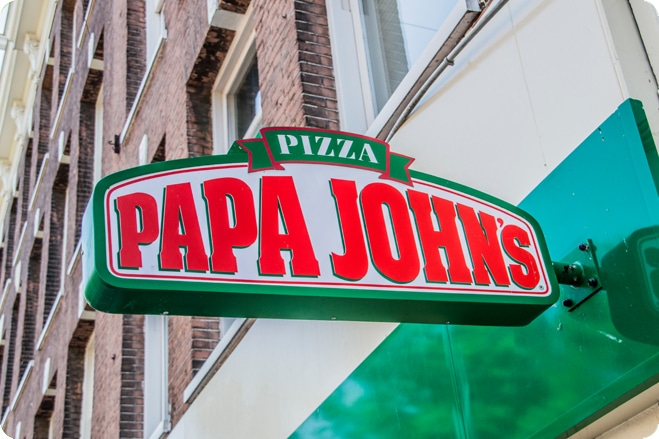 Papa John's to launch vegan cheese at all UK locations
