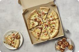 Papa John's confirms supplier for vegan cheese pizzas