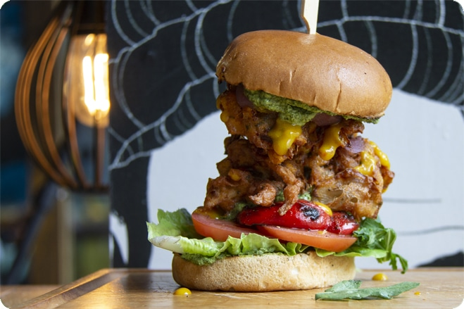 Turtle Bay Launches Vegan Lunch Menu