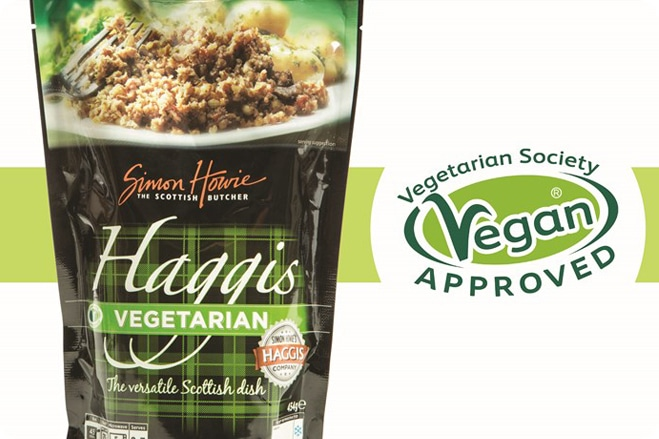 Tesco launches vegan haggis ahead of Burns Night