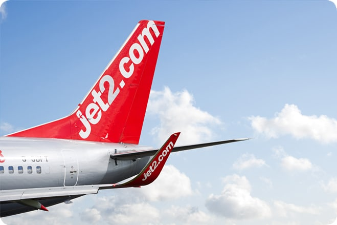 Jet2 announce new vegan in-flight meals