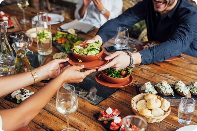 PETA launch new guide to introducing vegan options for catering industry