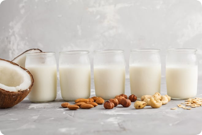 Almost 30% of under-25s in the UK remove dairy from their diets