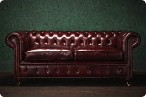 chesterfield vegan sofa