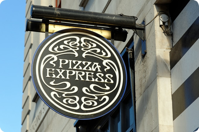 Pizza Express launches vegan house dressing