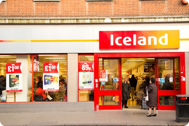 UK supermarket Iceland to trial plastic-free produce