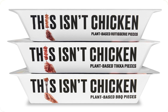 New Plant-based 'Meat' Brand to Launch Mid 2019