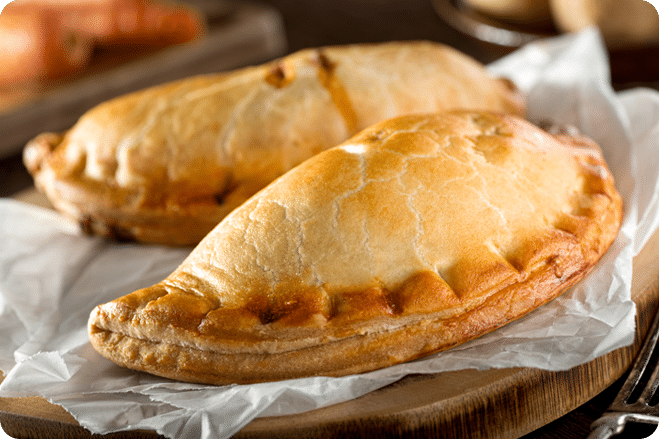 Vegan-friendly pasty To Launch This May