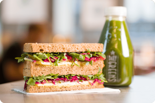 High-Street Food Retailer to Purchase UK Sandwich Shop Chain