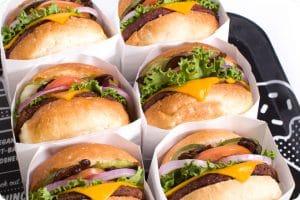 by CHLOE burgers