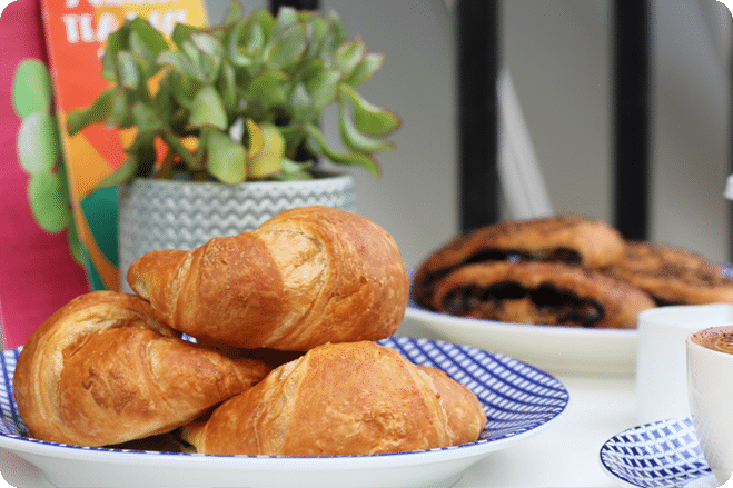 carluccios vegan sourdough croissants