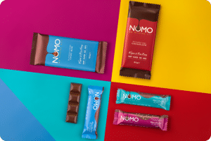 nomo vegan chocolate