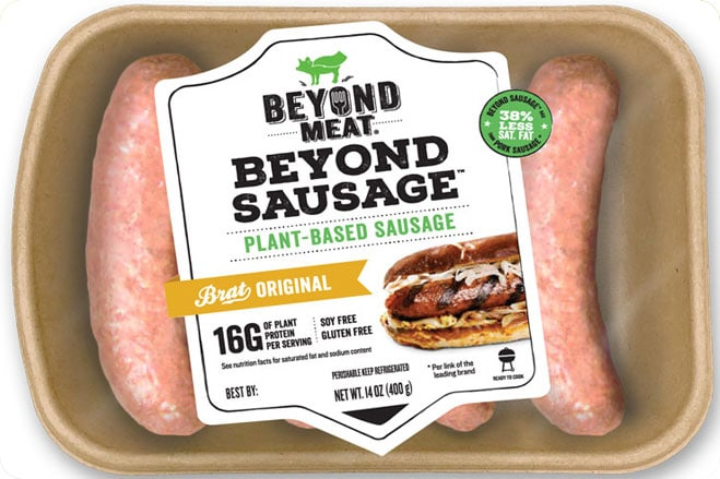 Beyond Meat® Sausages Launch in UK Supermarket
