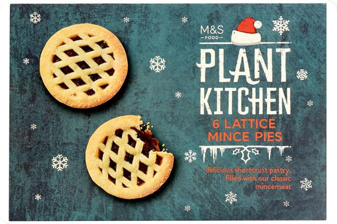 Another Supermarket Reveals Their Vegan Christmas Menu