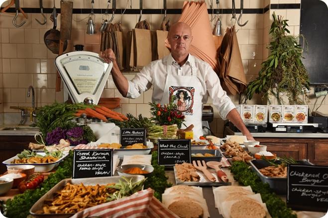 London Butchers To Go Vegan