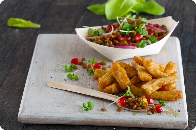 Plant-Based Meat Brand Partners with Tesco's