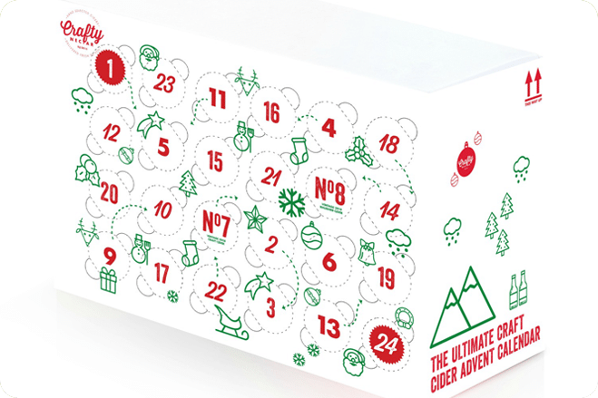 First-Ever Cider Advent Calendar to Launch This Christmas