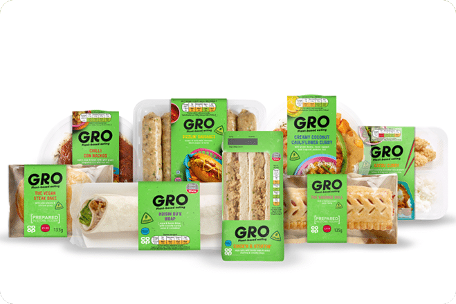 Co-op to Expand Vegan Range and Online Delivery Service
