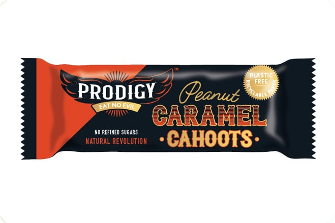 Prodigy's new vegan chocolate bars reminiscent of UK favourites