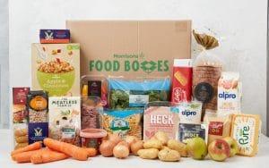 Morrisons Vegan Food Box