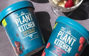 Plant Kitchen Ice Creams
