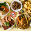 vegan butchers festive feast