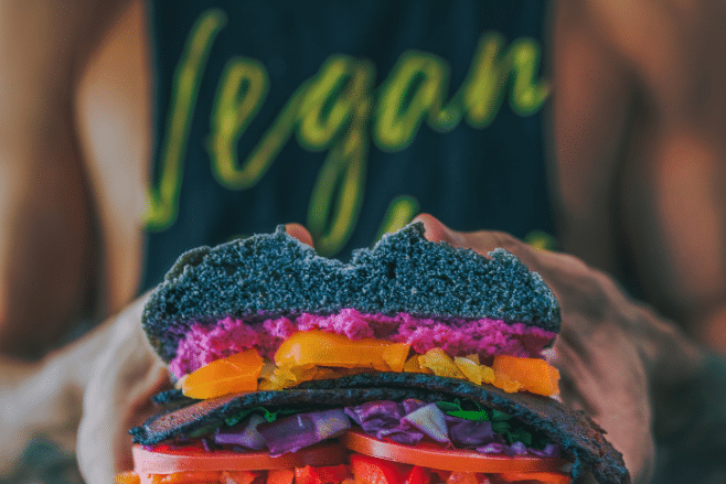 Top Five Trends for Veganuary 2021